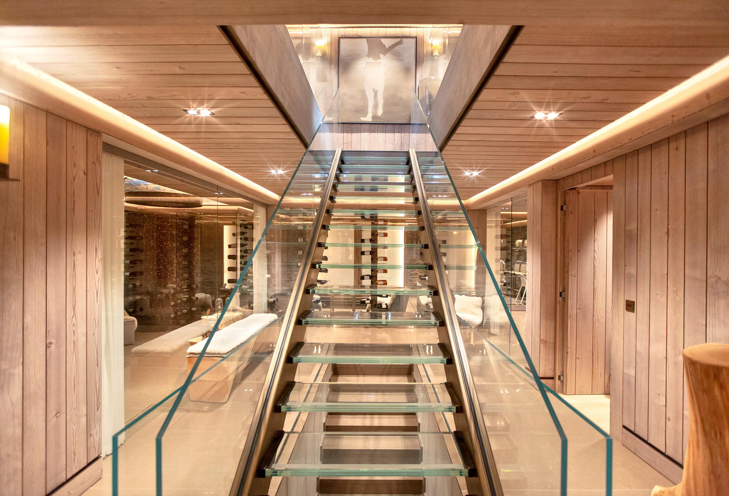 WHITE PARK_Escalier 2
