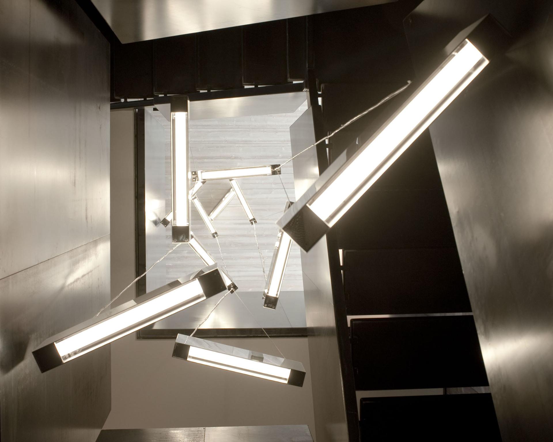 LA TRANSHUMANCE_Escalier