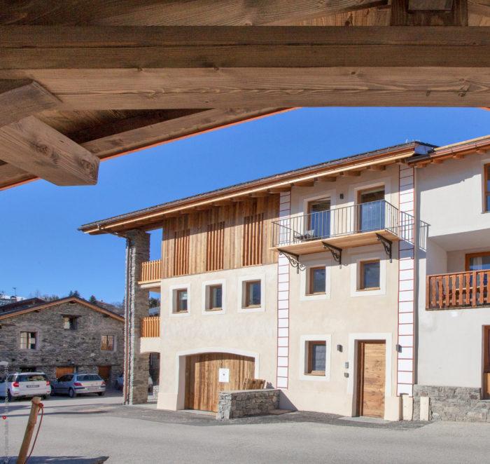 Réhabilitation Maison de village Les Belleville – Les mémoires de Marcel
