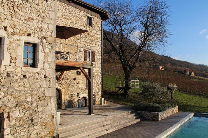 Réhabilitation Maison de Savoie